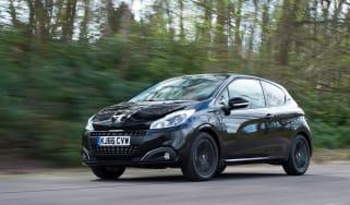 Peugeot 208 Black Edition 2017