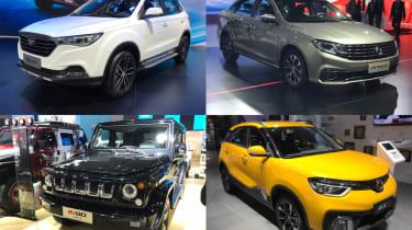 Chinese copycat cars - header