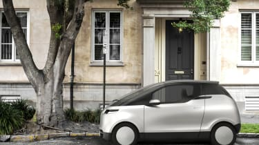 Uniti One EV - side static