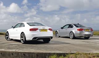 Audi RS5 vs. BMW M3