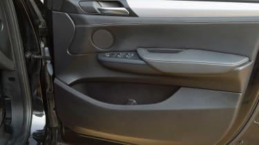 Used BMW X3 - door