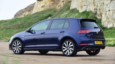 Volkswagen Golf GTE - rear static