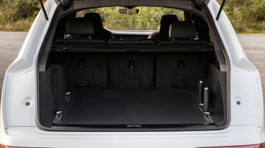 Audi Q7 60 TFSI e - boot
