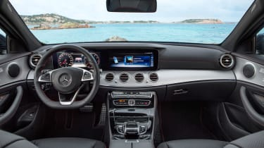 Mercedes-AMG E 43 4MATIC - interior