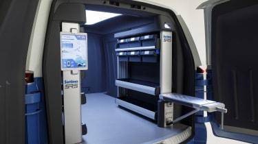 Volkswagen I.D. Buzz Cargo - load area