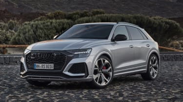 Audi RS Q8 - front static