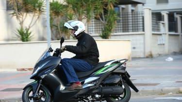 Best 125cc bikes - Kawasaki J125