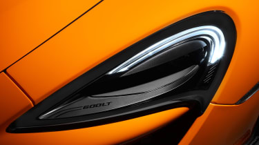 McLaren 600LT - front light