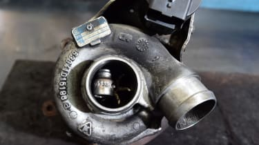 Dirty turbo