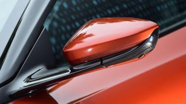 Aston Martin DB11 - wing mirror detail