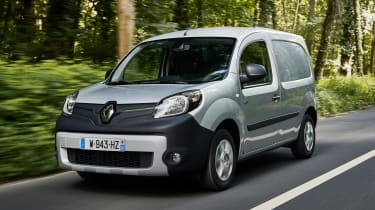 Renault Kangoo Z.E. - front