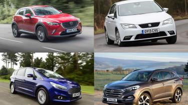 Best car deals under £250