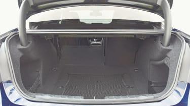 BMW M3 - boot