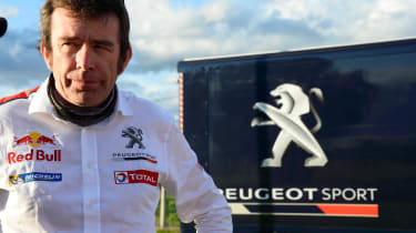 Peugeot Sport - Bruno Famin 2