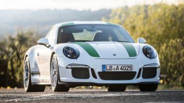 Porsche 911 R - front static