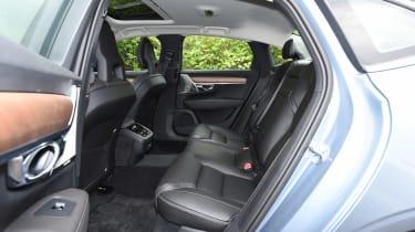 Volvo S90 - UK rear seats