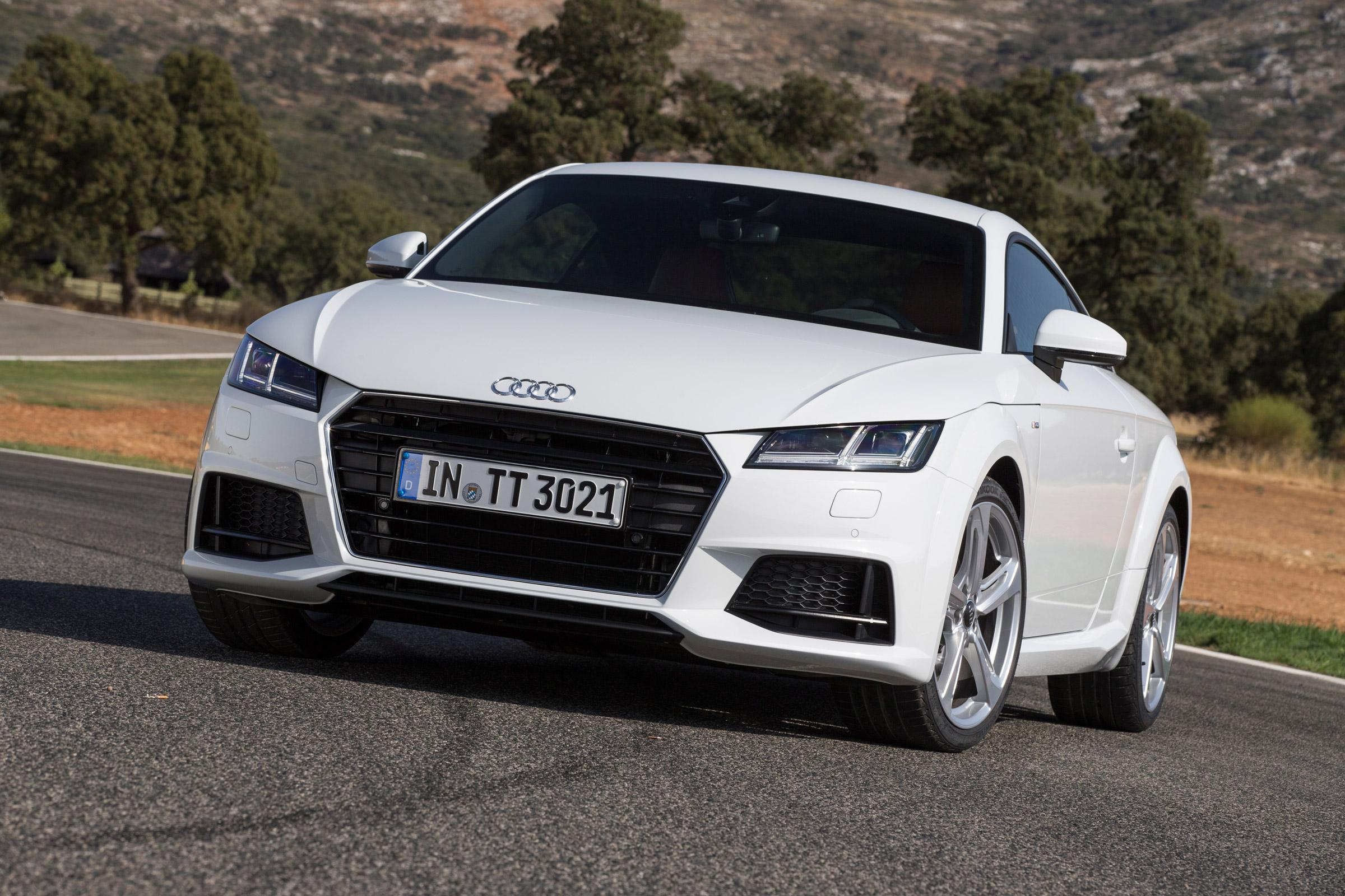 Kekurangan Audi Tt 2015 Spesifikasi
