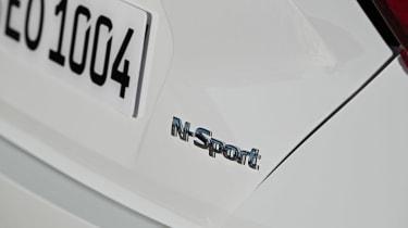Nissan Micra N-Sport - N-Sport badge