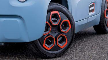 Citroen Ami - wheel
