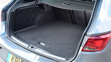 SEAT Leon ST Cupra 280 boot