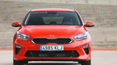 Kia Ceed - full front