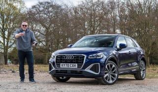 Audi Q2 35 TFSI long termer - final report header