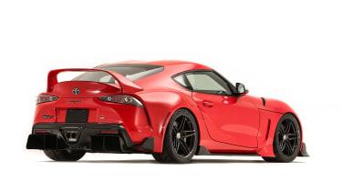 Toyota Supra Heritage Edition - rear