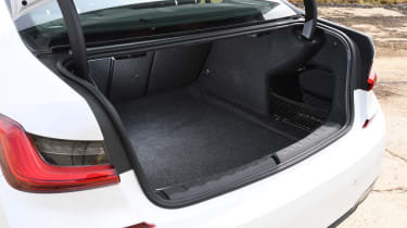 BMW 3 Series - boot