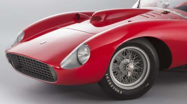 1957 Ferrari 335 crop - most expensive cars