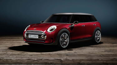 New MINI Clubman 2014
