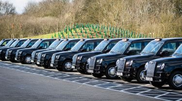 London Taxi Company - new taxis