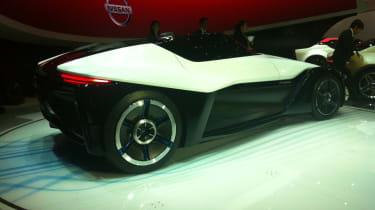 Nissan bladeglider tokyo 2013 side