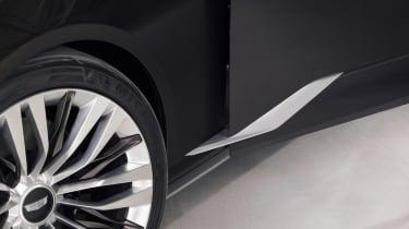 Cadillac Escala concept - alloy wheel