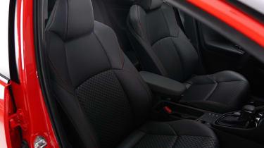 Toyota Yaris - seats studio