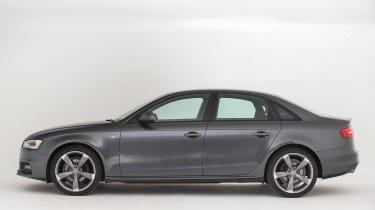 Used Audi A4 - side