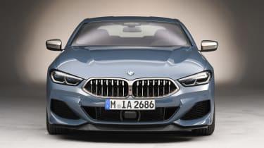 BMW 8 Series - studio full front