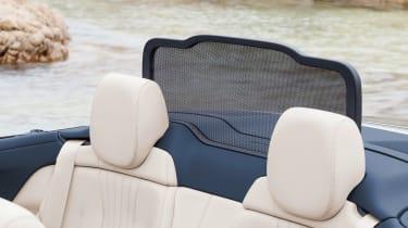 Mercedes E-Class Cabriolet 2017 - AMG Line rear wind deflector