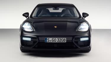 Porsche Panamera - studio full front