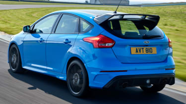Ford Focus RS - Track rear