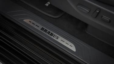 Brabus X-Class scuff plates