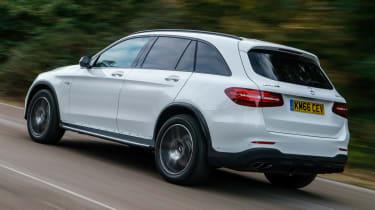 Mercedes-AMG GLC 43 4MATIC - rear