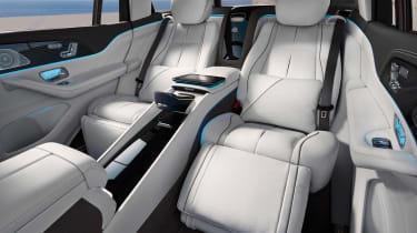 Mercedes-Maybach GLS - rear seats studio