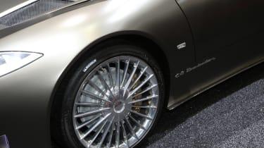Spyker Preliator - Geneva 2016 - alloy detail