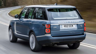 Range Rover D300 Westminster - rear