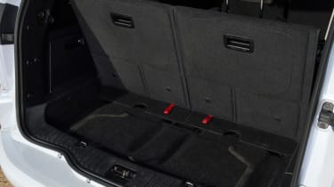 Used Ford S-MAX boot space