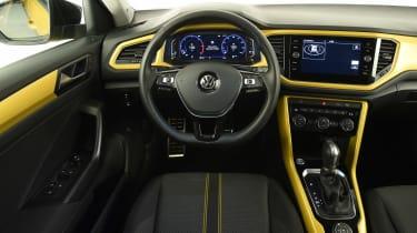 Volkswagen T-ROC - studio dash