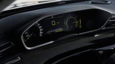 Peugeot 508 Sport Engineered concept - dials
