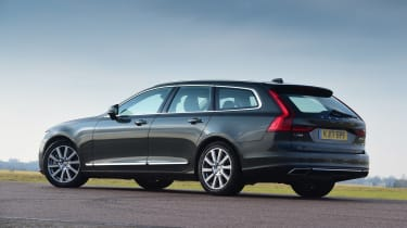 Volvo V90 - rear static