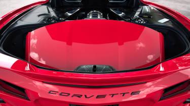 Chevrolet Corvette - engine bay