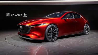Mazda Kai concept - Tokyo front static